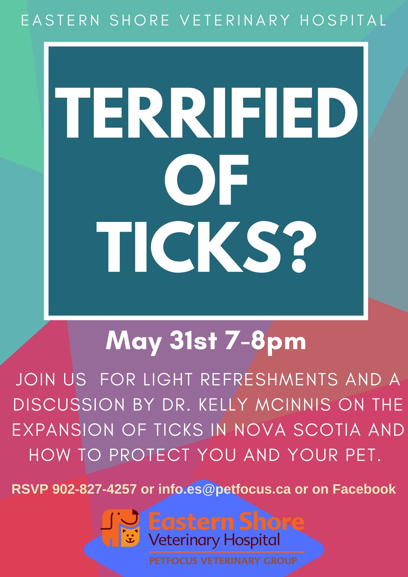 Tick Talk | PetFocus Eastern Shore Veterinary Hospital