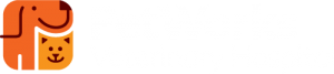 logo of petworks veterinary hospital in dartmouth nova scotia
